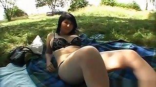 Juicy And Wild Beach Fucking