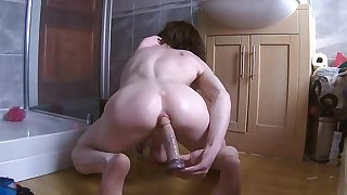 Amazing xxx clip transsexual Solo Trans homemade incredible whole
