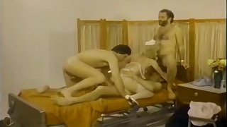 Tasteless Nurses 1983 - Vanessa Del Rio, Merle Michaels, Samantha Speedily