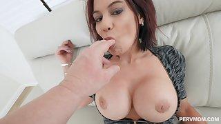 Appealing wife reveals her slutty side vulnerable cam