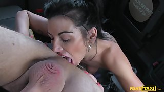 Exclusive ass licking and rough porn with a busty crude