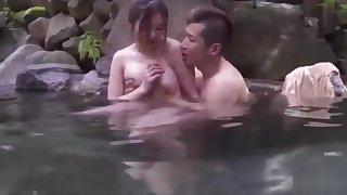 sex at bottom river jav