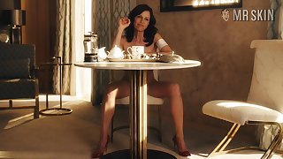 Some really sensual nude scenes with hot Carla Gugino determination eruption your mind