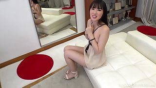 Uncensored Japanese shagging with gorgeous Asian Mai A.