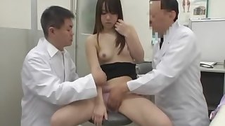 Analeptic voyeur cam penetrating Asian cutie fucked off out of one's mind doc AJAV0999718366 02