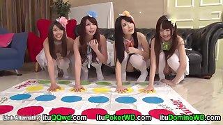 Japanese spinners flag xxx clip